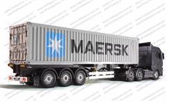 Contêiner Marítimo para locação/venda/customização