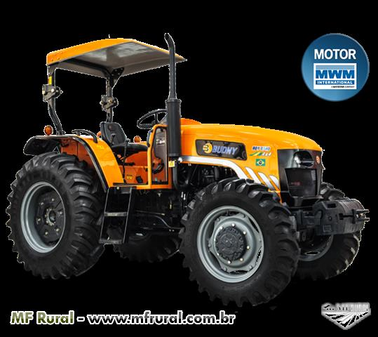 Trator Budny BDY-8540 83 CV