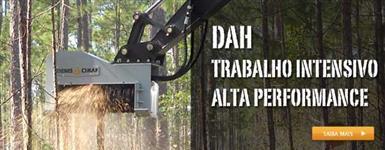 TRITURADOR FLORESTAL (TRINCHA)  Para Escavadeira de 14 a 20 Ton.