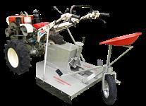 Aparador de Grama Traseiro Micro Trator