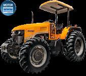 Trator  Budny BDY-6540 62 CV