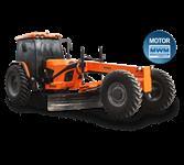 Motoniveladora Budny NB 8500H - Agrícola
