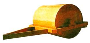 Rolo Compactador Liso Rebocado – RL1