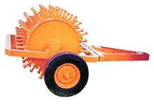 Rolo Compactador Pé de Carneiro Rebocado – RPC1