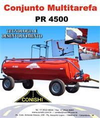 Pipa Rebocável – PR 4500
