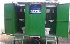 Banheiro com Caixa de Dejetos Muriaé-MG