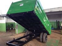 Carreta Agricola 4 Toneladas sem Pneus Zero Direto da Fabrica