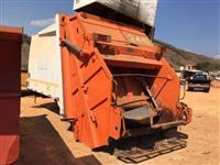 Compactador de Lixo Usimeca 15MT ano 2010