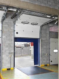 Porta Industrial Guilhotina