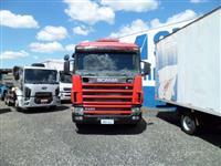 Caminhão Scania R 420 ano 06