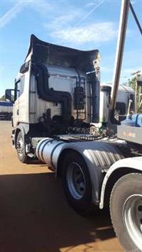 Caminhão Scania scania 6x4 ano 13
