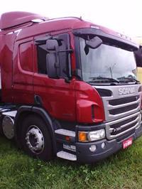 Caminhão Scania P360 ano 15
