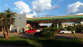 Posto de gasolina no bairro Camping Club Águas lindas de Goiás, 60km de Brasília.