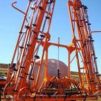 Pulverizador 800 litros Bijet 16 metros
