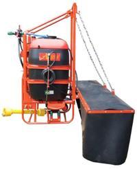 Pulverizador 600 litros  completo e barra conceição