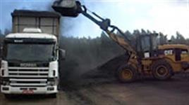Braço Prolongador Florestal com Concha para Carvão de 1,7m3