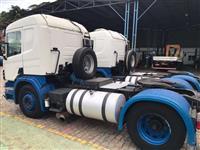 Caminhão Scania P 340 ano 11