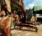 Escavadeira CAT 324D ano 2007