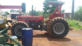 Trator Massey Ferguson 296 4x4 ano 95