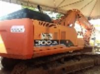 Escavadeira DOOSAN S300 ano  2009 horas 6400