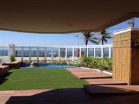 Apartamento cobertura linear, 317 m², frontal mar Recreio dos Bandeirantes