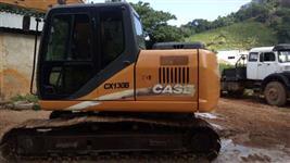 Escavadeira Case cx130 ano 2012