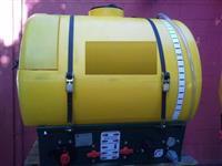 Pulverizador 650 litros de 20 linhas