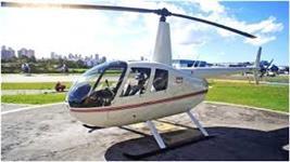 Helicoptério Modelo R44 ano 2010 com 800 horas