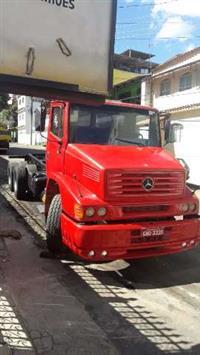 Caminhão Mercedes Benz (MB) L 1620 6x2 ano 99