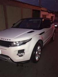 Range Rover Evoque Dynamic 3D 2011/2012