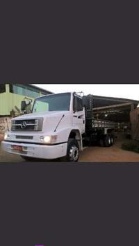 Caminhão Mercedes Benz (MB) L 1620 6x2 ano 00