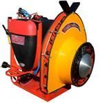 Pulverizador Tornado  400 litros Ideal para aplicação em café, caqui, goiaba, limão, lichia, Banana,