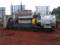 Motor MWM 229 6cilindros de 130 cv