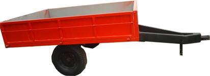 AgriCar Metal 3000