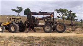 Trator Valtra BM120 Autocarregável / Carregador Florestal - 2009