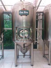 Tanques fermentação/maturação