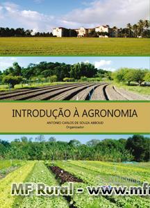 INTRODUÇÃO A AGRONOMIA
