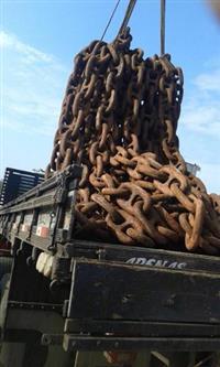 Correntão marítimo 52mm para desmatamento