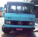 Caminhão Mercedes Benz (MB) 608 ano 78