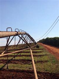 Pivô Central De Irrigação Usado 70 Hec Krebsfer