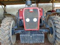 Trator Massey Ferguson 297 4x4 ano 08