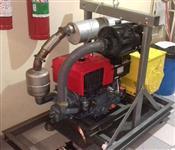 Motor Toyama com Gerador diesel 20 KVA - novíssimo - aceito veículo
