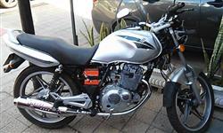 Moto Suzuki EN125  yes (somente para retirar)