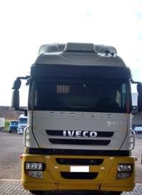 Caminh�o Iveco Stralis NR 570S46T 6x4 ano 11