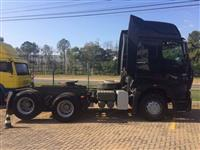 Caminhão Sinotruck 420 HP 6x2 ano 12