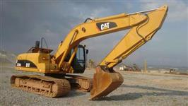 Escavadeira Hidráulica Caterpillar 320 CL