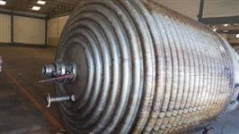 Reator de Inox Niro Atomizer Vertical 1990