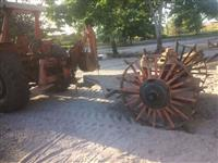 Trator Massey Ferguson 95 X 4x2 ano 85
