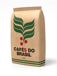 Sacos de Papel para Café em Grãos 30kg