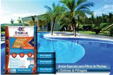 Areia Especial para Tratamento de Àgua e Piscinas